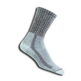Thorlos Light Hiking - Chaussettes Homme - Crew gris